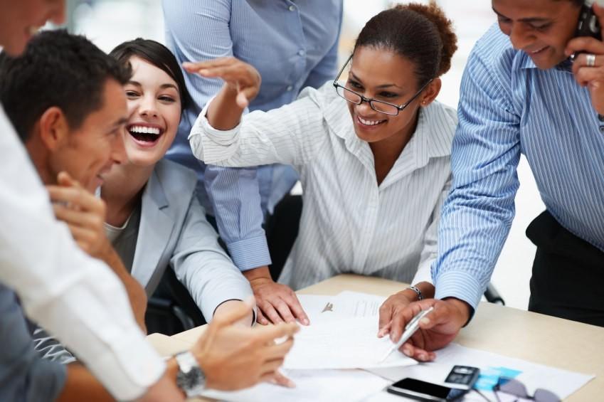 правила общения в компании