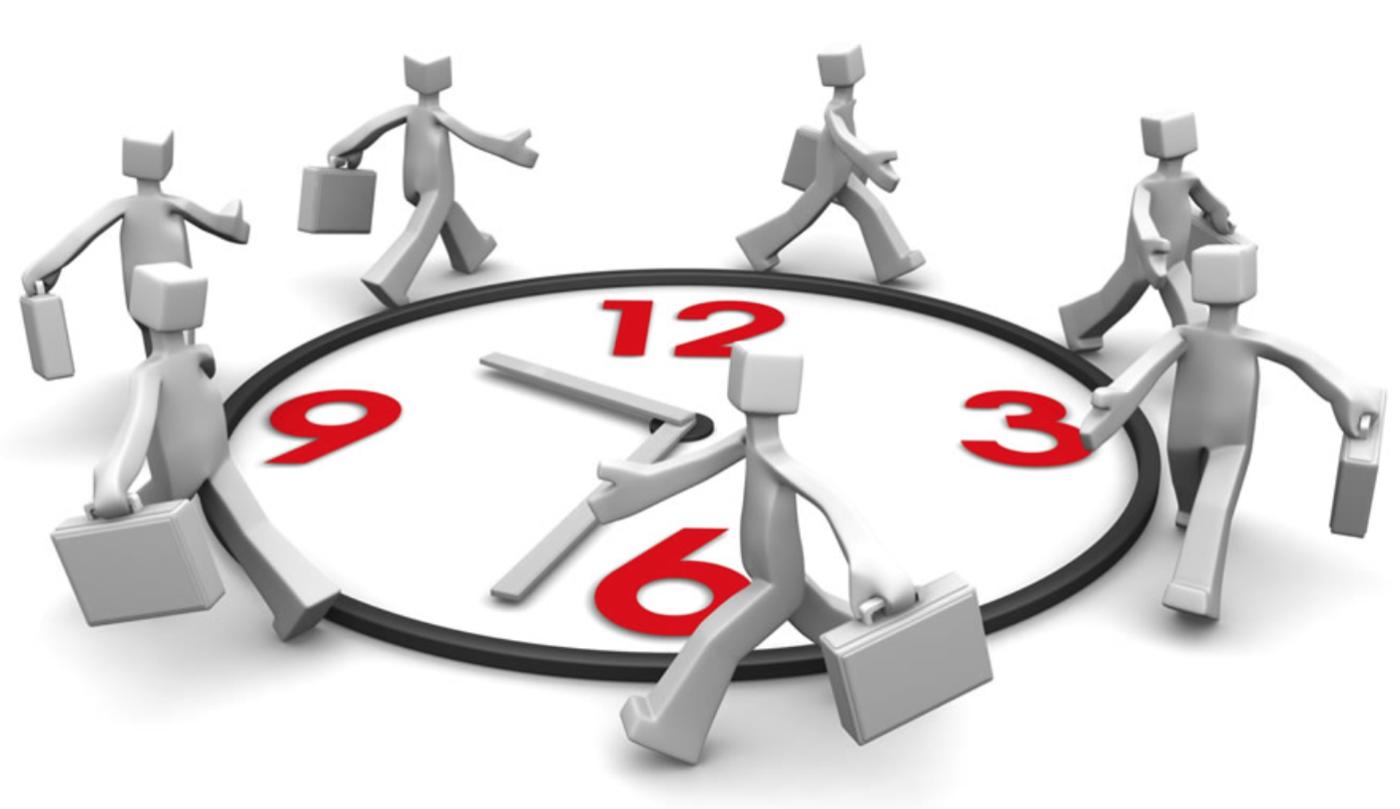 Как эффективно разделить рабочее время на несколько компаний?