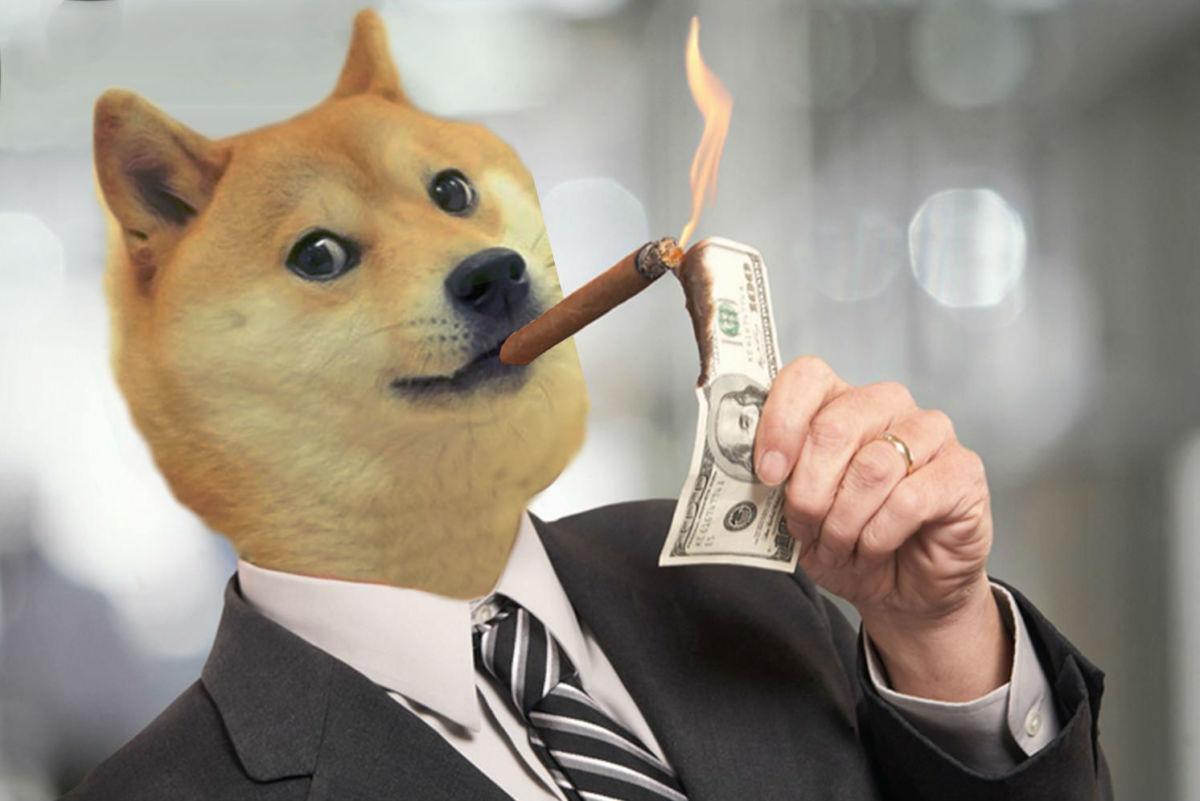 перспективы dogecoin