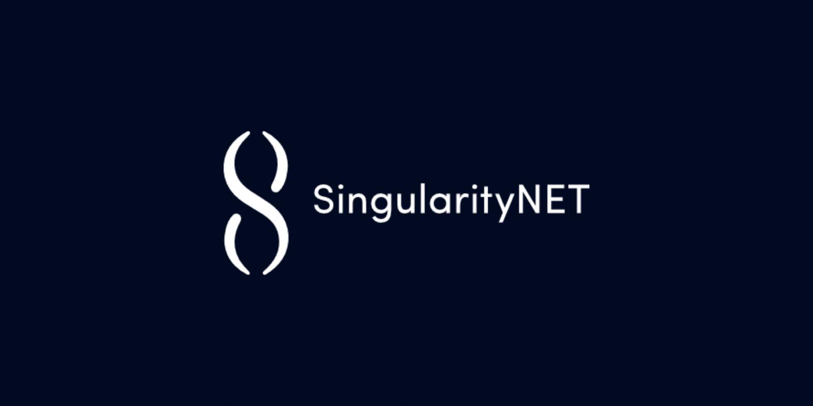 singularitynet криптовалюта