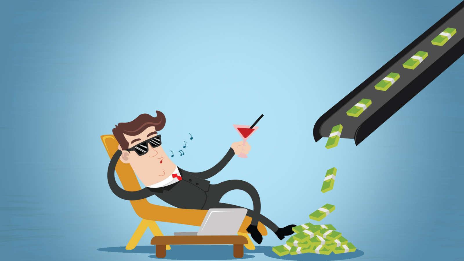 мифы о пассивном доходе