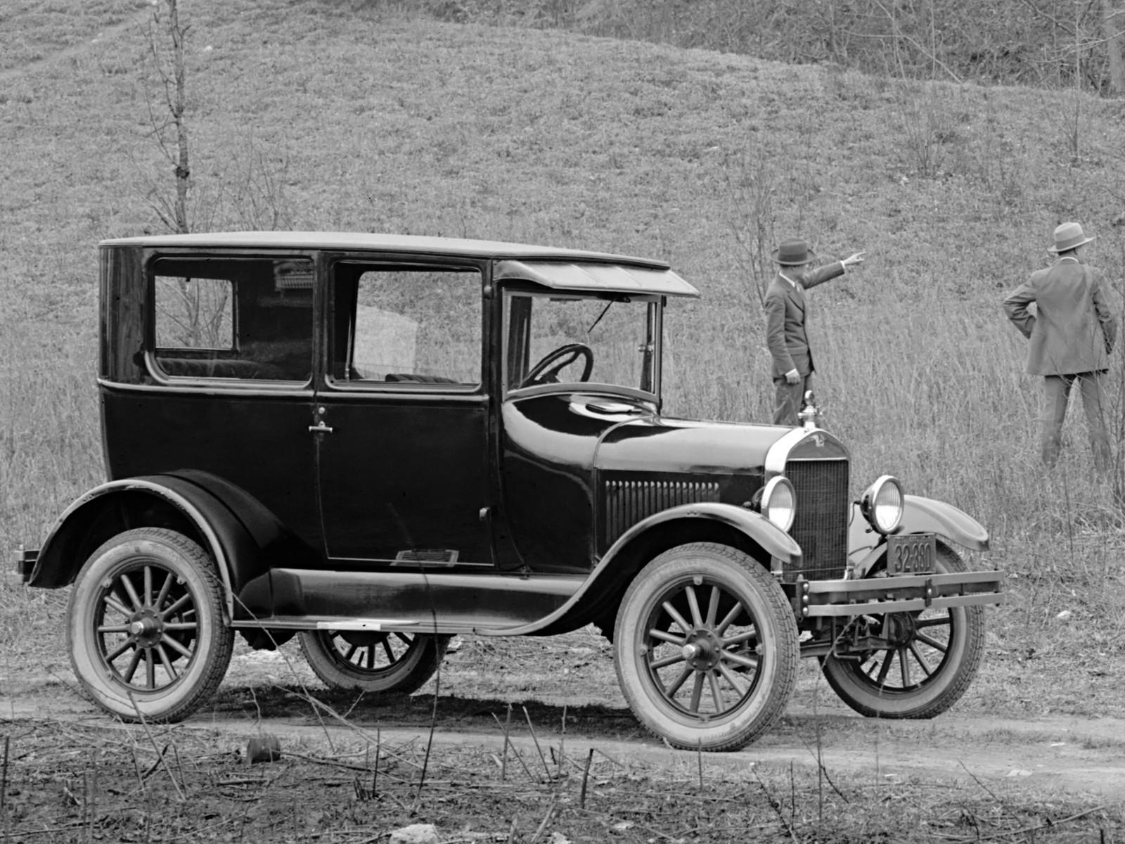 Генри Форд: история успеха
