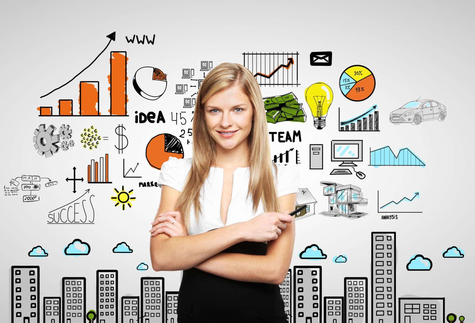 Идеи для женского бизнеса