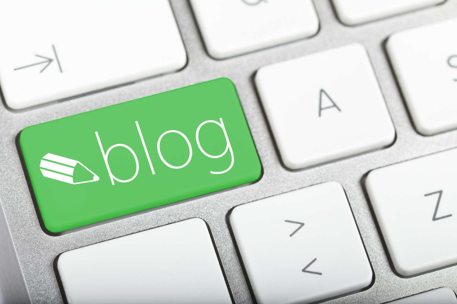 интернет-блог