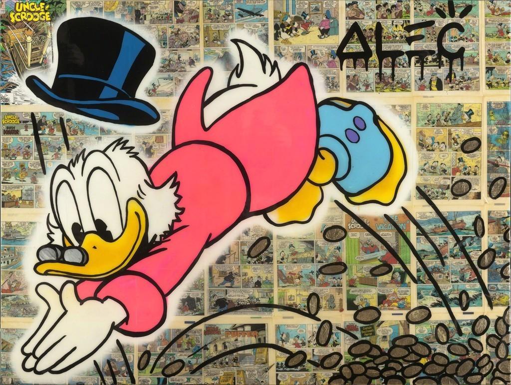 лучшие картины Alec Monopoly
