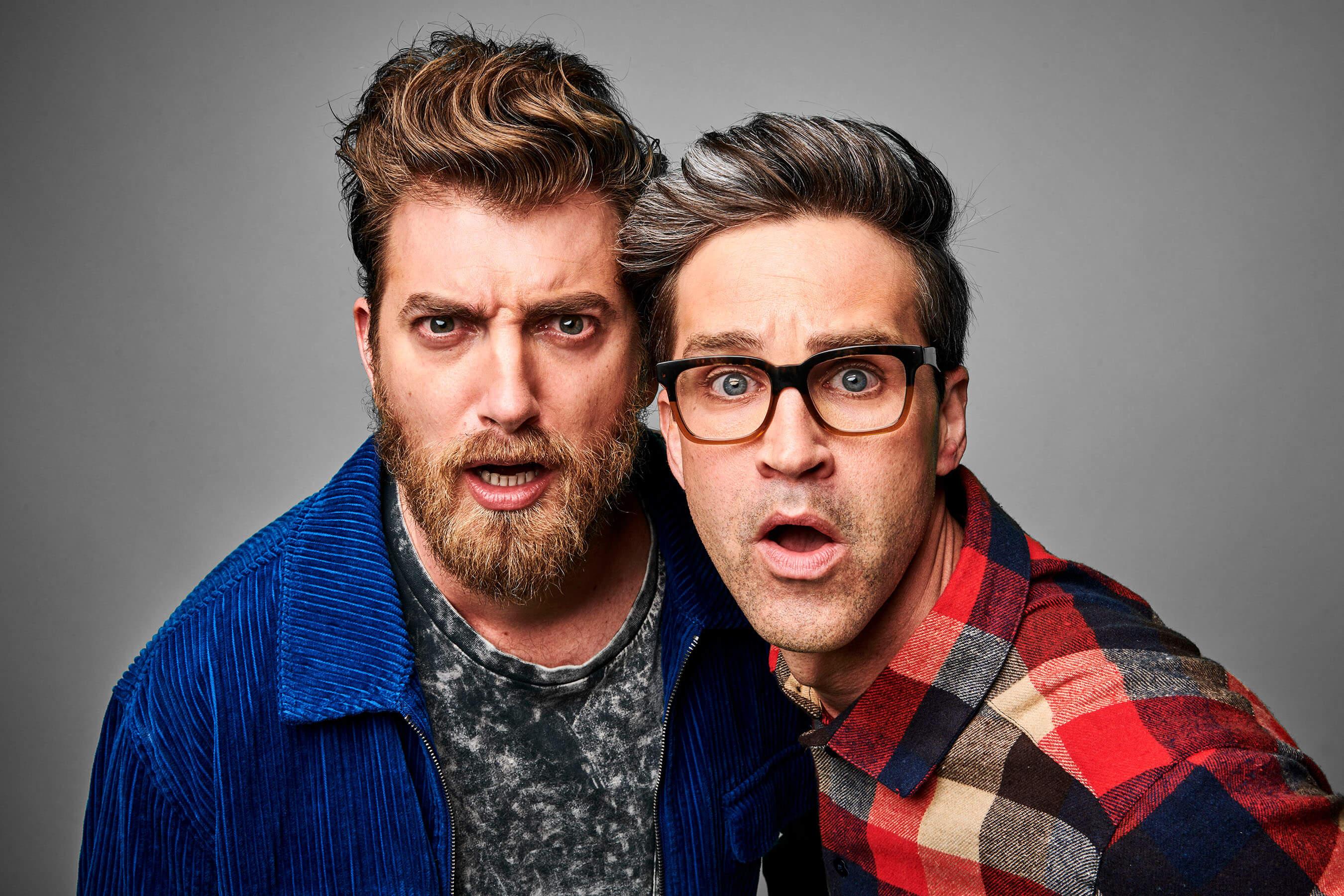 Rhett & Link самые богатые блогеры YouTube