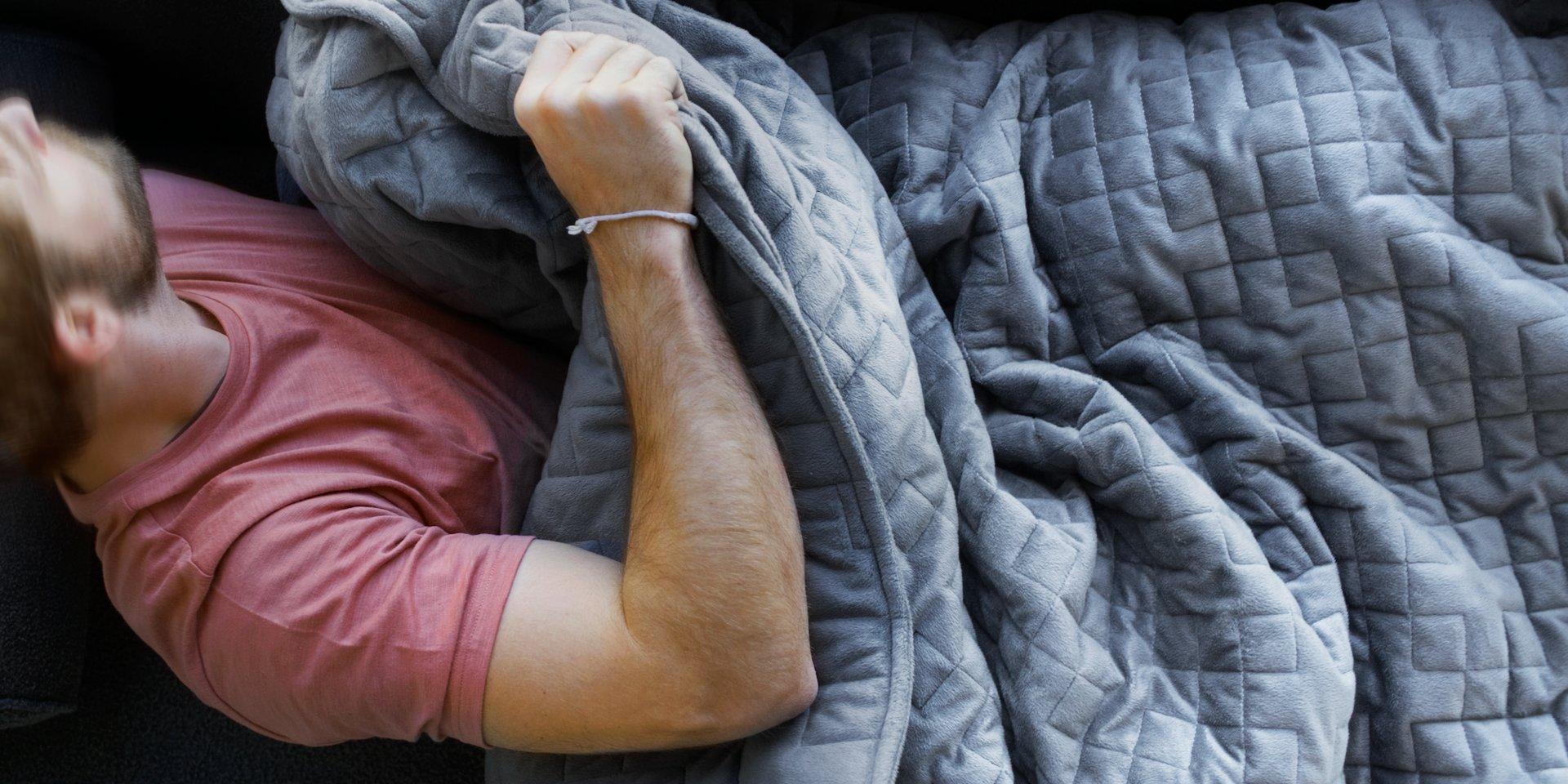 гравитационное одеяло и рекламная кампания