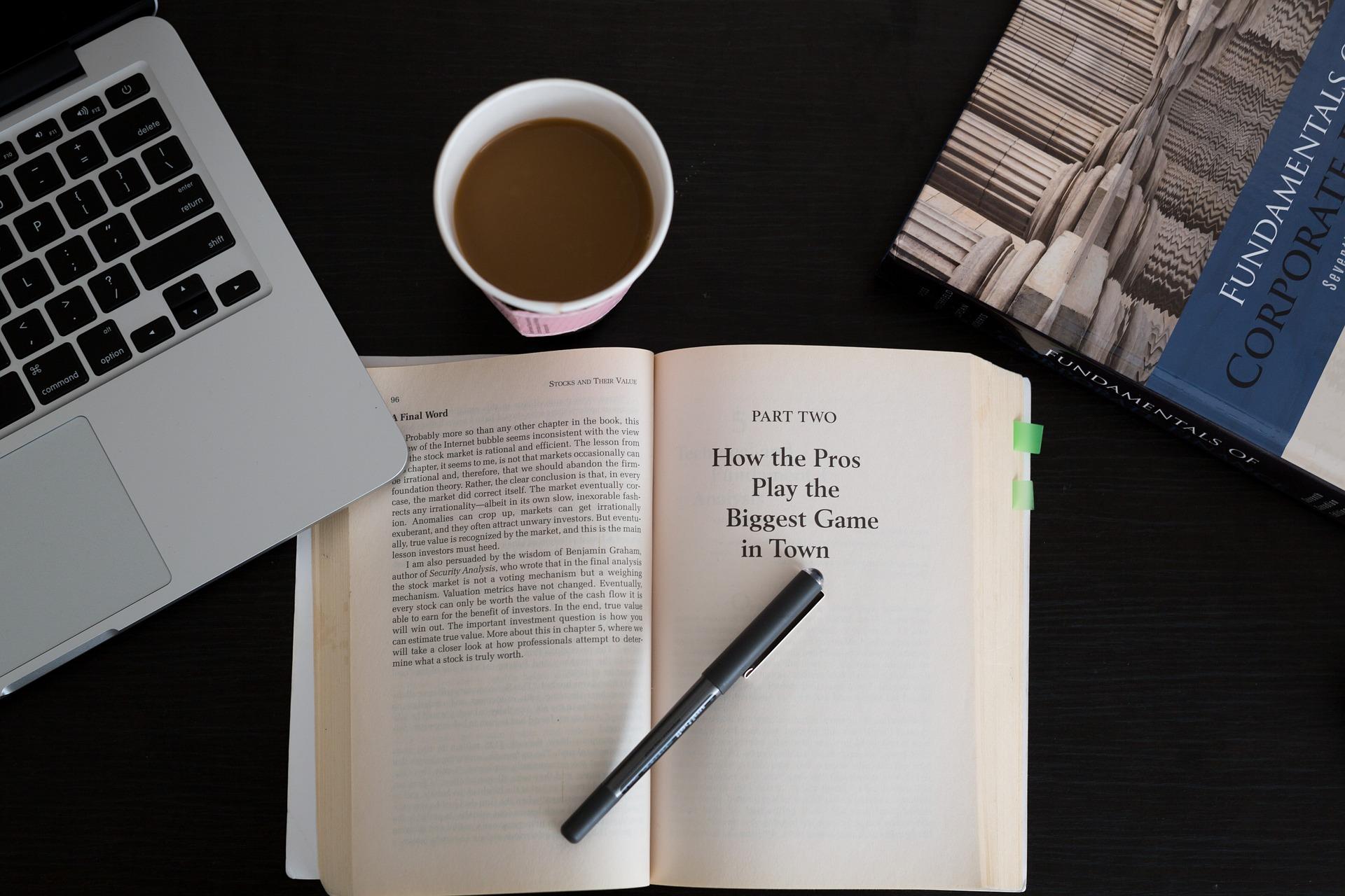 предприниматель и книги